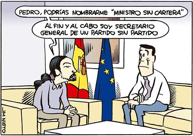 """Gobierno de """"cooperación"""""""
