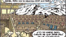 ¿Gallinero o montaña?