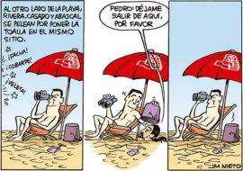 El verano de Pedro Sánchez