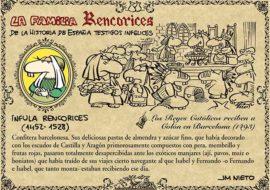 La familia Rencorices, de la historia de España testigos infelices (IV)