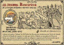La familia Rencorices, de la historia de España testigos infelices (V)