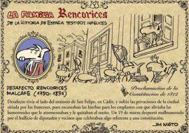 La familia Rencorices, de la historia de España testigos infelices (VIII)