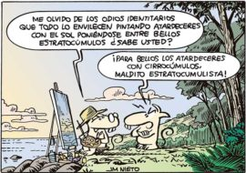 Atardeceres de España