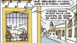 Mientras tanto, en un pueblo andaluz…