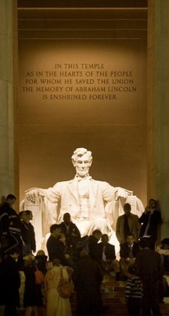 Lincoln en Washington