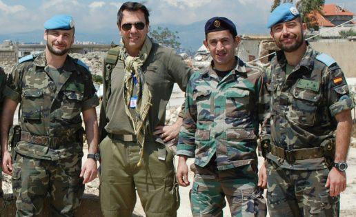 Ya estamos en Líbano