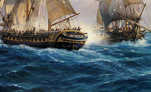 """El""""Malagueño""""y el Capitán"""
