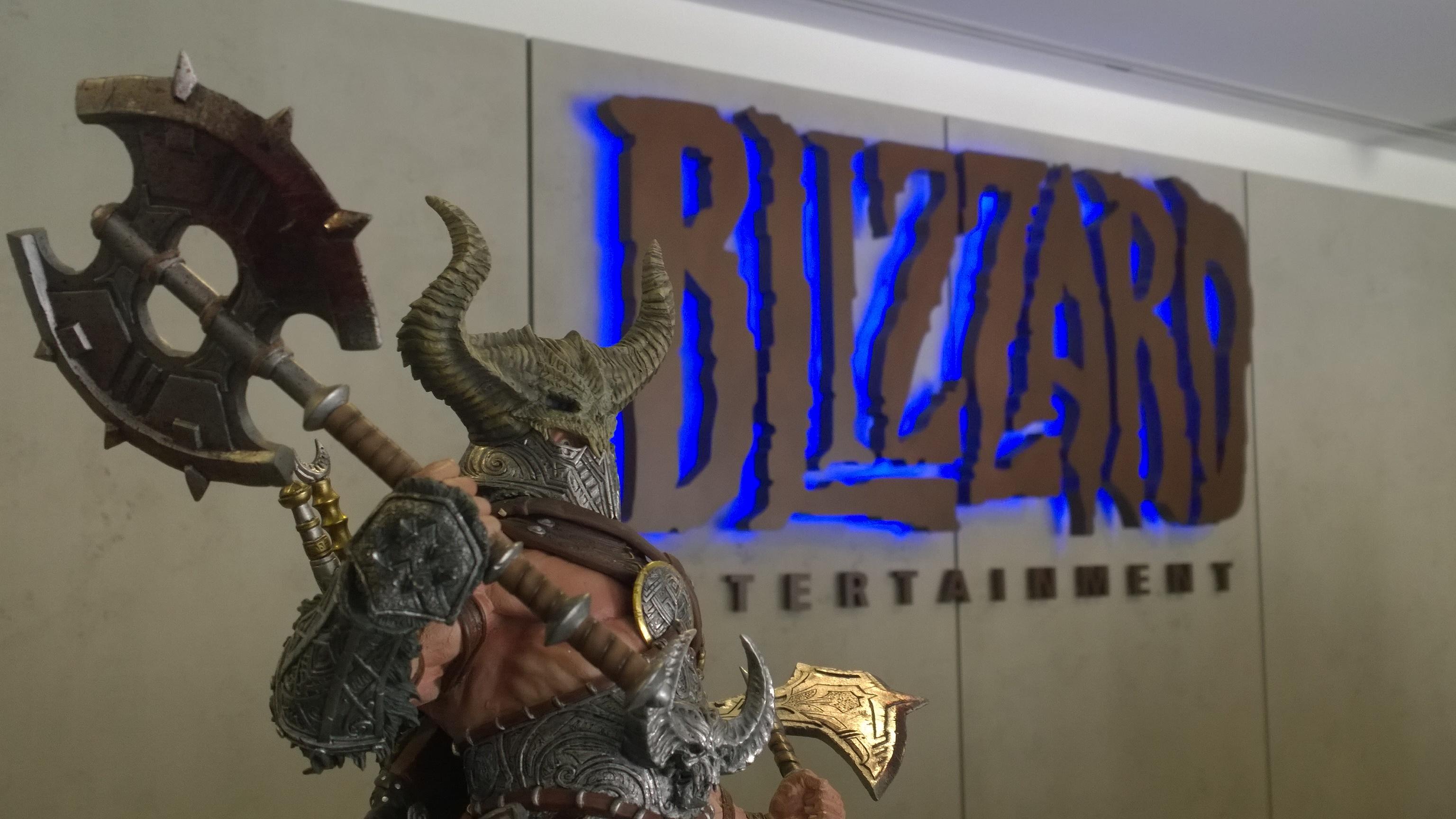 Veinte a os de juegos de blizzard la fiebre del oro com for Oficinas blizzard