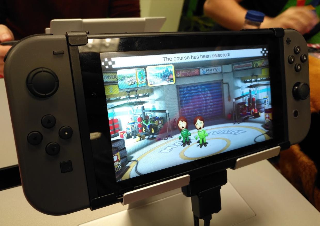 Probamos La Nueva Nintendo Switch La Fiebre Del Oro Com