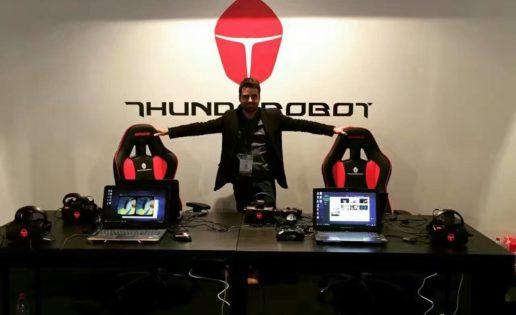 Thunderobot, ordenadores hechos por gamers para gamers