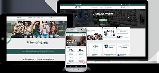 Resultado de imagen de imagenes compras online con cashback world