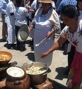Cocina moderna y cocina popular en Guanajuato