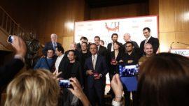 Otra entrega, y van siete, de los premios Salsa de Chiles