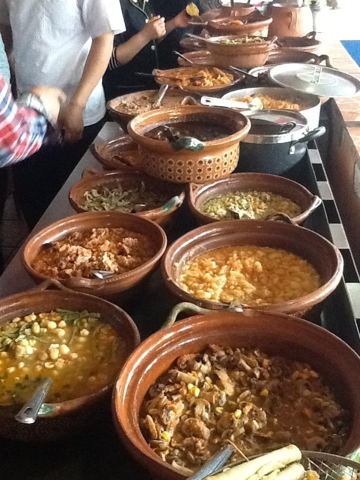 Disfrutando la cocina popular en guanajuato salsa de chiles for La cocina popular