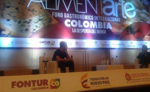 Bogotá: un Foro, cinco restaurantes y un mercado