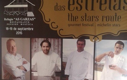Estrellas portuguesas en la Costa da Morte