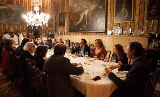 Una cena homenaje a Savarin