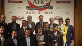 Entregados los VIII Premios Salsa de Chiles