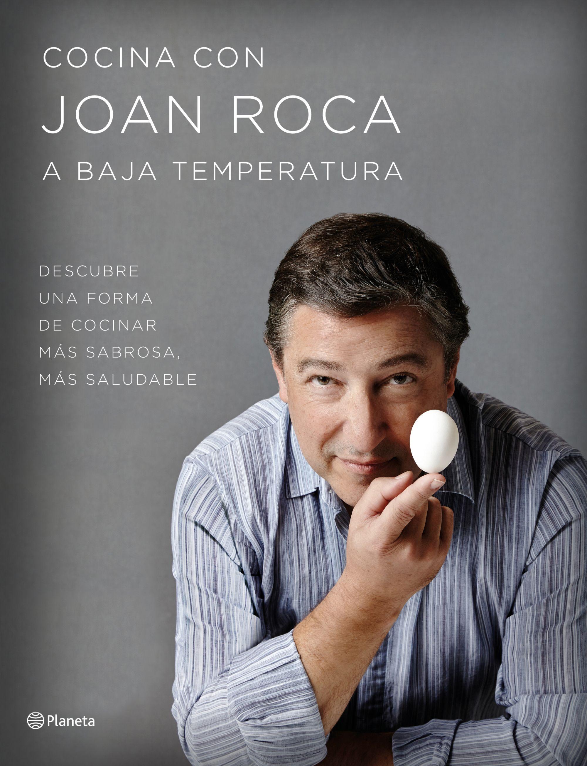 Diez libros para leer en agosto salsa de chiles - Cocina con joan roca ...