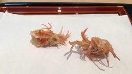 Tempura Kondo (Tokio), la magia de la tempura
