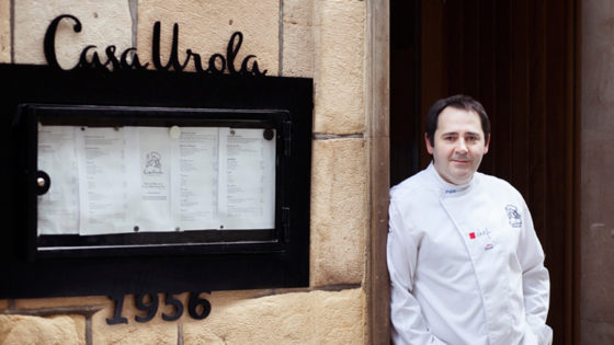 Tres restaurantes vascos. Urola, Gu2 y Arima