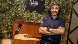 Diego Guerrero, D'Stage y un menú con ibéricos