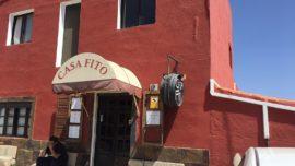 El recomendable Casa Fito y otras dos comidas en Tenerife