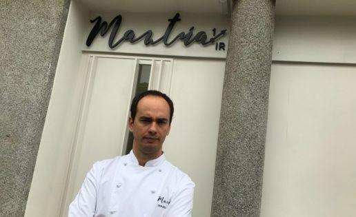 Mantúa, la buena cocina jerezana de Israel Ramos