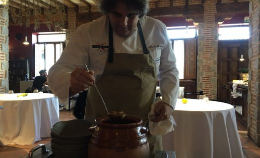 Don Fadrique, cocina de referencia en Alba de Tormes
