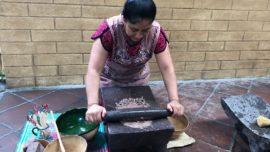 Oaxaca en dos cocineras tradicionales