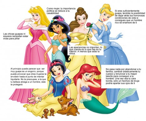 princesas-disney-machismo-disenosocial