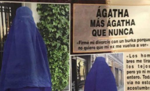 El burka occidental