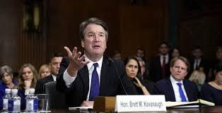 El juez Kavanaugh