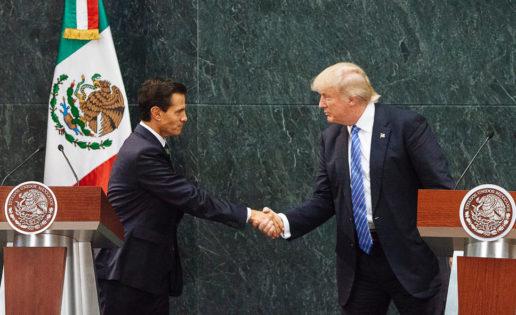 Tres golpes a la reputación del presidente Peña Nieto
