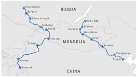 Mongolia and Trade Facilitation across Eurasia