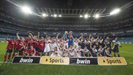 Qué se siente al jugar en el Bernabéu