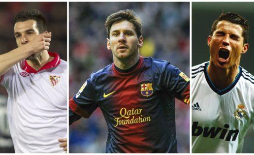 Messi y Negredo, goleadores más rentables que Ronaldo