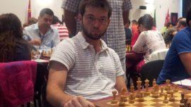 El gallego Iván Salgado, de 22 años, campeón de España