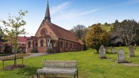 Compra una iglesia de 1916 para crear una escuela de ajedrez