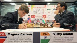 Anand-Carlsen: el mayor duelo desde Fischer