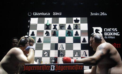 El leonés Jonatan Rodríguez pierde el mundial de chessboxing