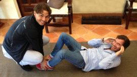 Alfonso Cardalda: «Nadal ha venido a Praga a ganar»