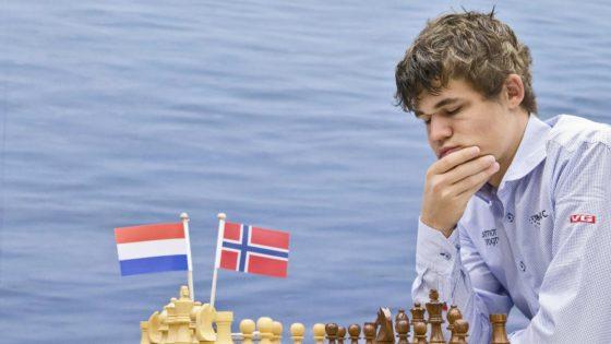 Las cien mejores partidas de Magnus Carlsen