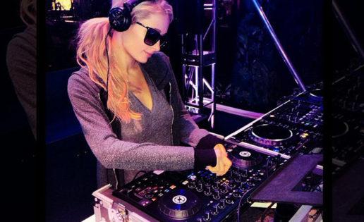 Paris Hilton gana 50.000 dólares al blackjack