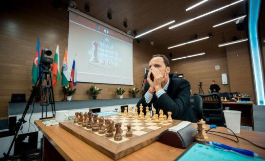 La fría venganza de Topalov
