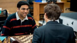 La resurrección de Anand, aspirante al Mundial de Ajedrez