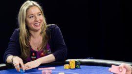 Vicky Coren, la periodista que ha hecho historia en el póker
