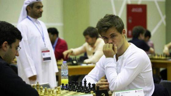 Carlsen, campeón del mundo de semirrápidas, busca la triple corona