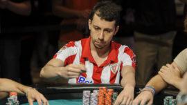 Andoni Larrabe, un finalista español en el Mundial de Póker en Las Vegas