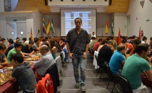 Paco Vallejo, campeón de España por tercera vez